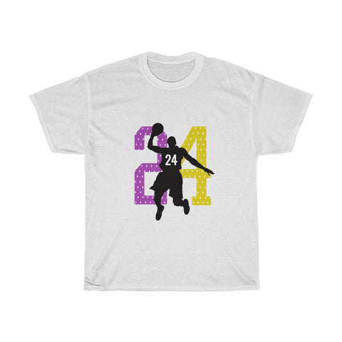 R.I.P Kobe Bryant Lakers 24 Fan T-Shirt #Blackmamba Out