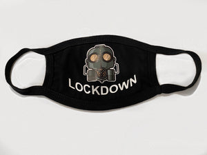 Official Lockdown Face Mask - The Official Lockdown