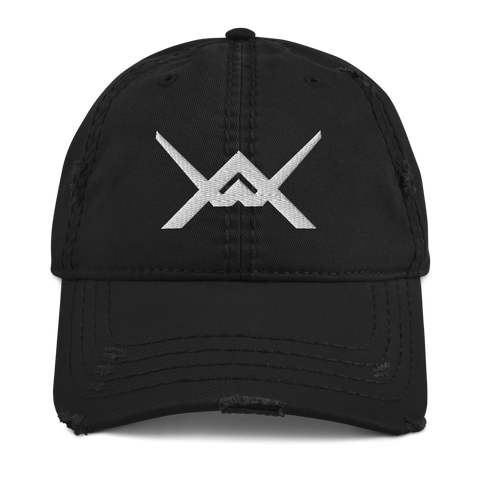 ABDUCTION WEAR DISTRESSED HAT