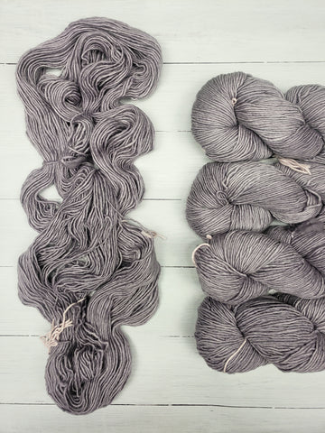 A buttery-soft, single ply Superwash Merino Wool, that allows you more freedom and ease of care.