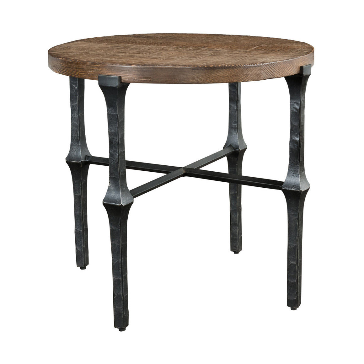 Hunter Round Side Table 24""