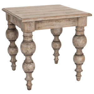 Bordeaux End Table