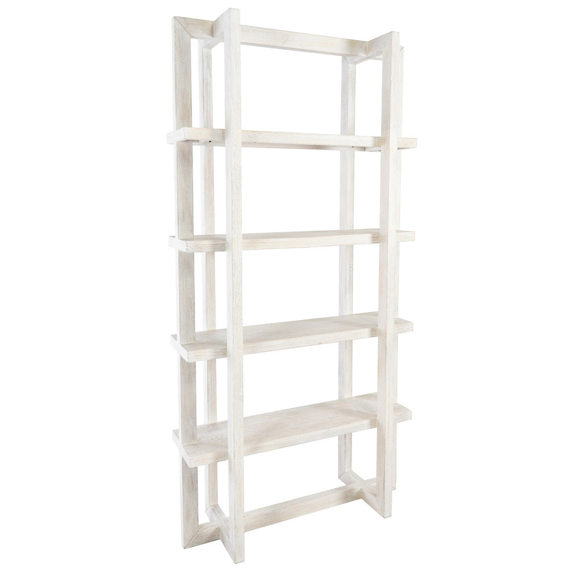 "Sydney Bookcase 96"" White"
