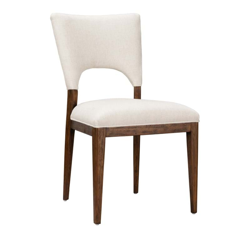 Mitchel Upholstered Dining Chair Natural