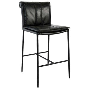 "Mayer 26"" Counter Stool Black"