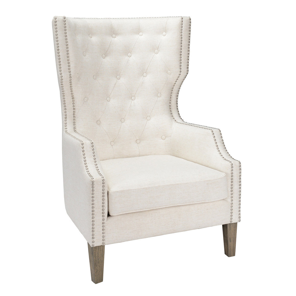 Alice Club Chair Ivory EV