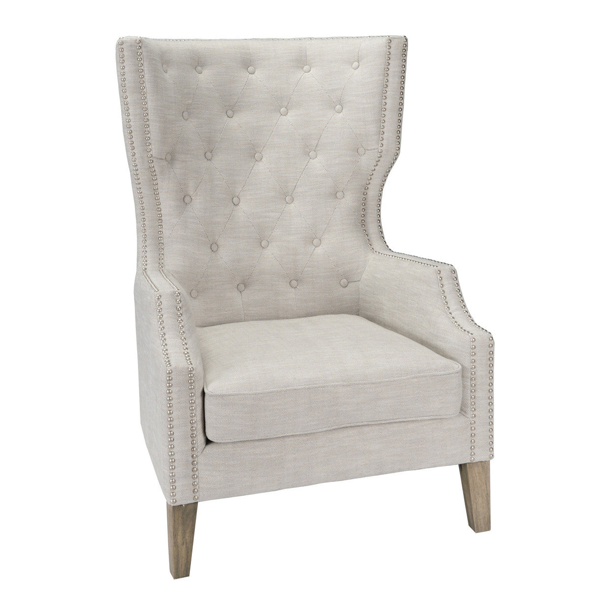 Alice Club Chair Gray EV