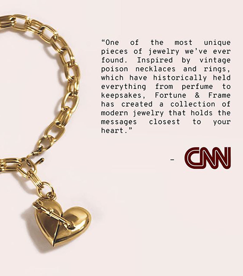 CNN's comment on Fortune and Frame