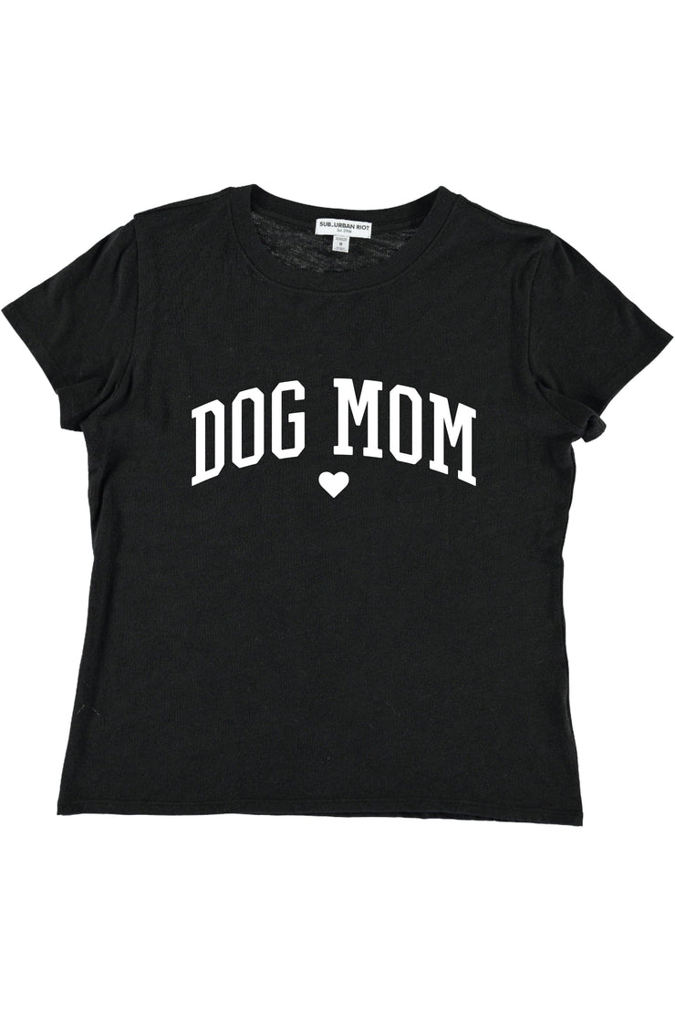 DOG MOM YOUTH SIZE LOOSE TEE PRE-PACK 6 TEES