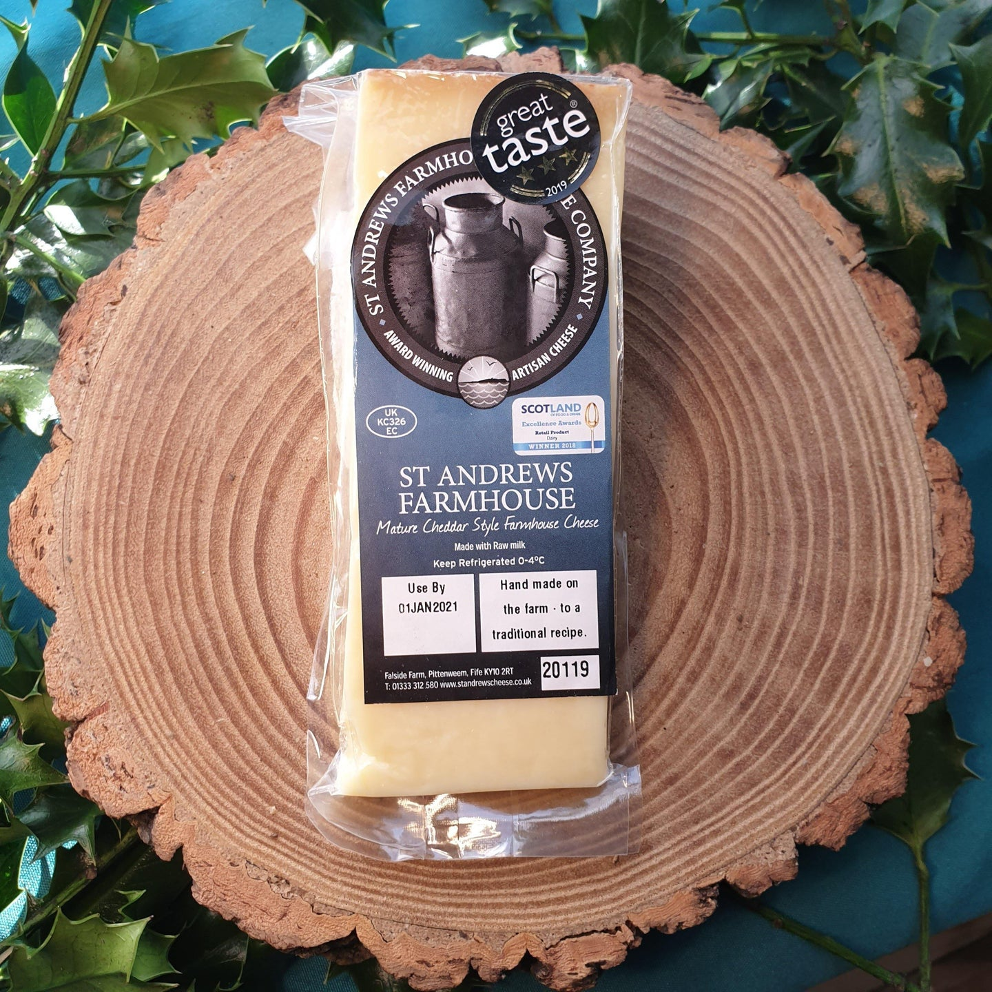 St Andrews Farmhouse Cheese