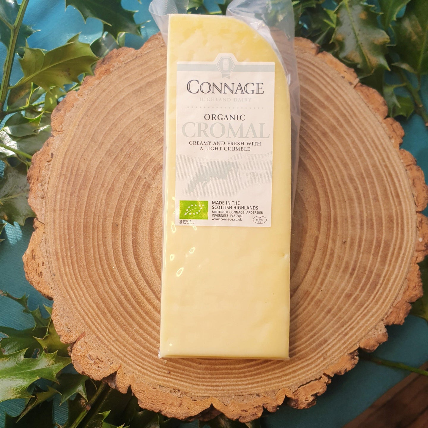 Connage Highland Dairy Organic 'Cromal'