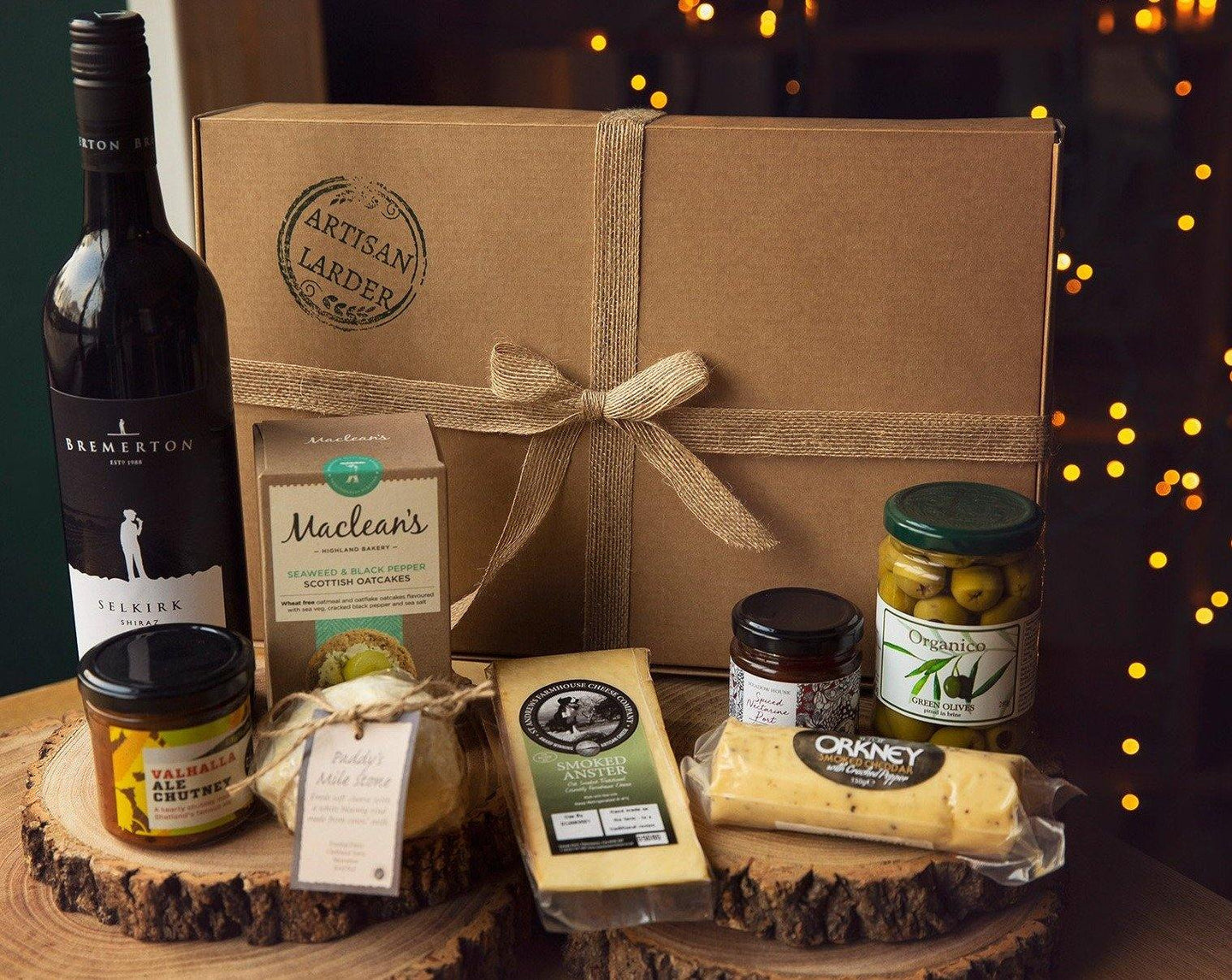 Gift Vouchers 'Discover Scottish Cheese' Monthly Subscription