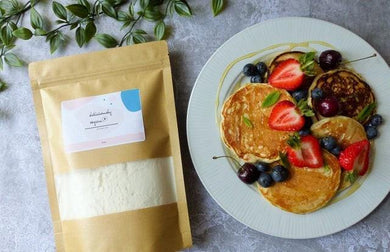 Deliciously Vegan Pancake Mix
