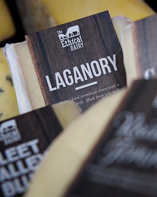 The Ethical Dairy Organic 'Laganory' Raw Milk Cheese