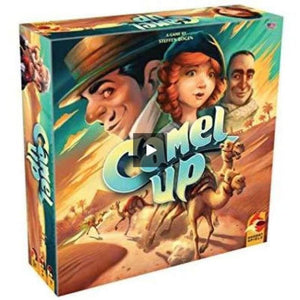 Camel Up Board Game - Default - Board Games