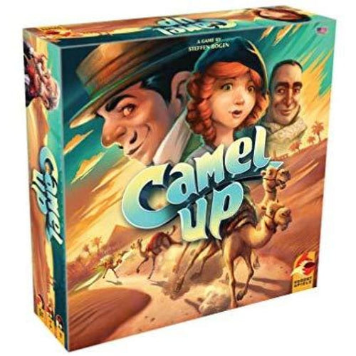 Camel Up Board Game - Board Games