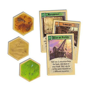 Catan Board Game - Board Games