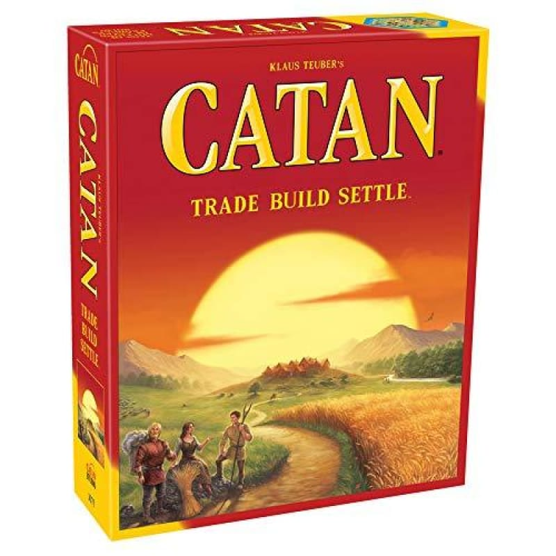 Catan Board Game - Standard - Board Games