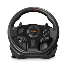 Load image into Gallery viewer, Controller Steering Wheel for Racing - BLACK - Handheld Game Players