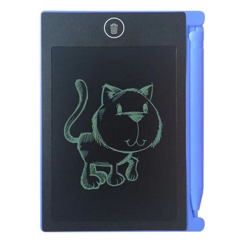 Digital LCD Writing Tablet - BLUE - Other Consumer Electronics