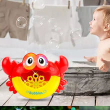 Load image into Gallery viewer, Electric Blow Bubble Machine - Bath Toys