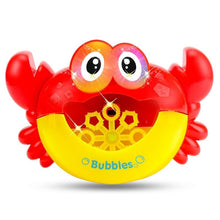 Load image into Gallery viewer, Electric Blow Bubble Machine - RED - Bath Toys