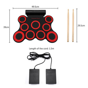 Electronic Drum - Toys & Hobbies