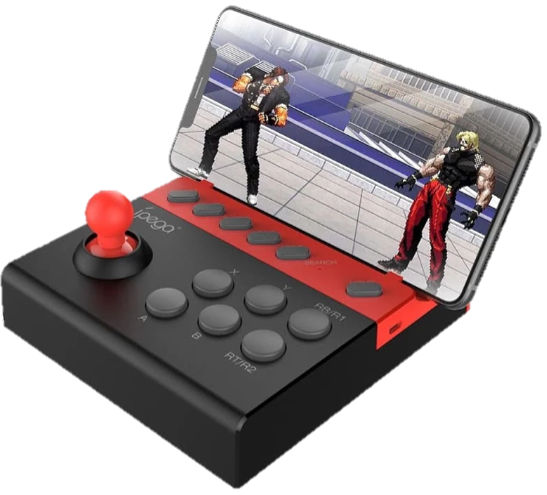 Fighting Game Rocker - Game Controllers