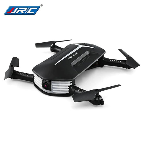 Foldable Drone - BLACK / STANDARD VERSION - RC Quadcopters