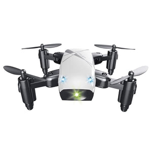 Foldable Quadcopter with One Key Return - WHITE / STANDARD VERSION - RC Quadcopters