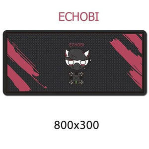 Gamer Mouse & Keyboard Pad - ECHOBI - Mouse Pad