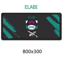 Load image into Gallery viewer, Gamer Mouse & Keyboard Pad - ELABI - Mouse Pad