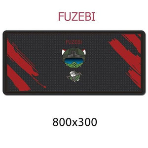 Gamer Mouse & Keyboard Pad - FUZEBI - Mouse Pad