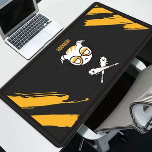 Gamer Mouse & Keyboard Pad - Mouse Pad