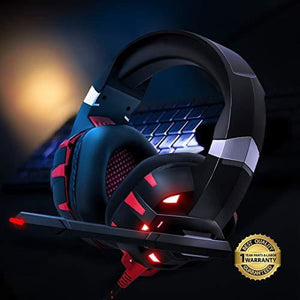 Gaming Headset Stereo Sound