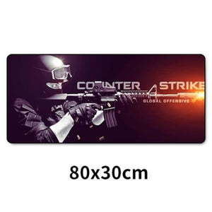 Gaming Mouse & Keyboard Pad - 006 - Mouse Pad