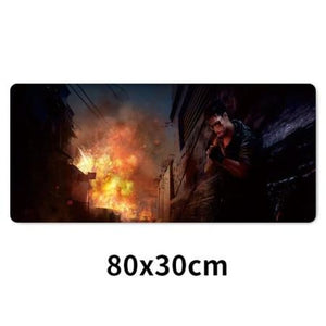 Gaming Mouse & Keyboard Pad - 016 - Mouse Pad