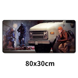 Gaming Mouse & Keyboard Pad - 019 - Mouse Pad