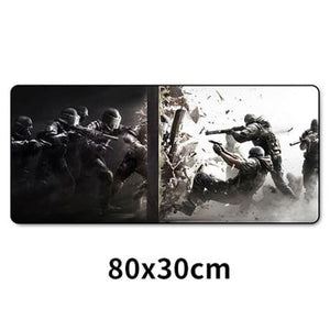 Gaming Mouse & Keyboard Pad - 049 - Mouse Pad