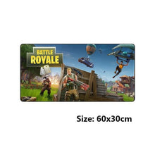 Load image into Gallery viewer, Gaming Mouse & keyboard Pad - A60x30cm - Mouse Pad