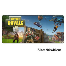 Load image into Gallery viewer, Gaming Mouse & keyboard Pad - A90x40cm - Mouse Pad