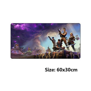 Gaming Mouse & keyboard Pad - B60x30cm - Mouse Pad