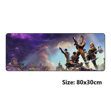 Load image into Gallery viewer, Gaming Mouse & keyboard Pad - B80x30cm - Mouse Pad
