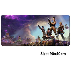 Gaming Mouse & keyboard Pad - B90x40cm - Mouse Pad