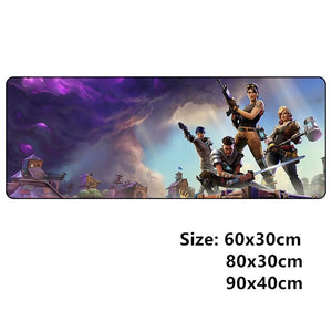 Gaming Mouse & keyboard Pad - Mouse Pad