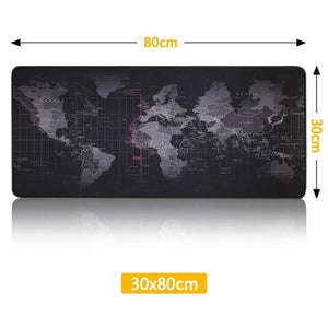 Gaming Mouse Pad with LED - No Backlight 30 x 80 cm - Mouse Pad