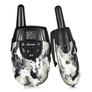 Handheld Walkie Talkies - Toy Walkie Talkies
