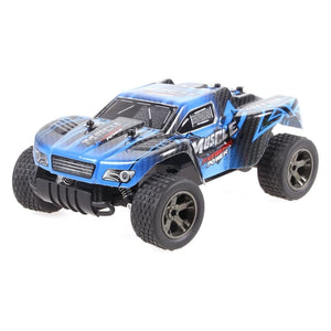 Impact-resistant Racing Car - BLUE - RC Cars