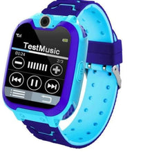 Load image into Gallery viewer, Kids Music Game Smartwatch - Original box blue - Kids Games