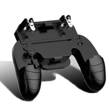Load image into Gallery viewer, Mobile Phone Game Controller Joystick - BLACK / ALL IN ONE - Game Controllers